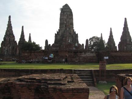 Wat Chai Wattanaram_9