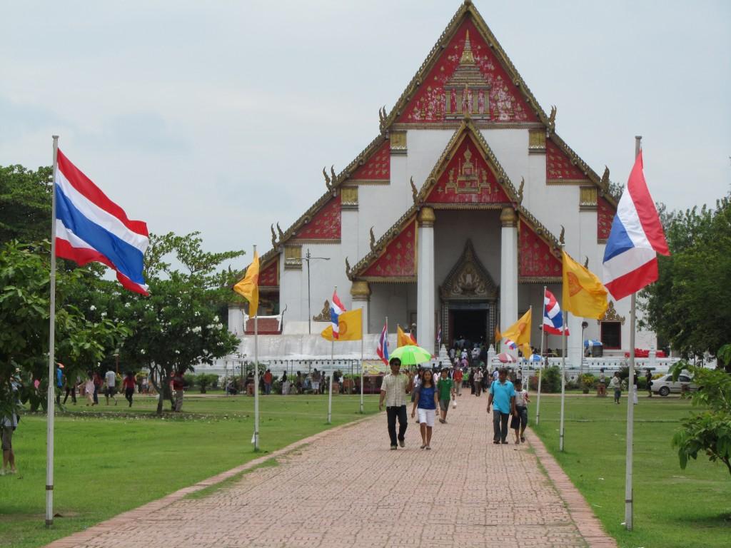 Wiharn Phra Mongkhon Bopit_1