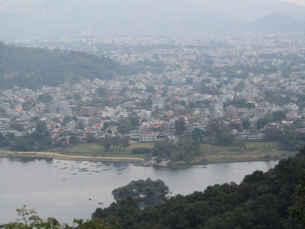town of pokhara