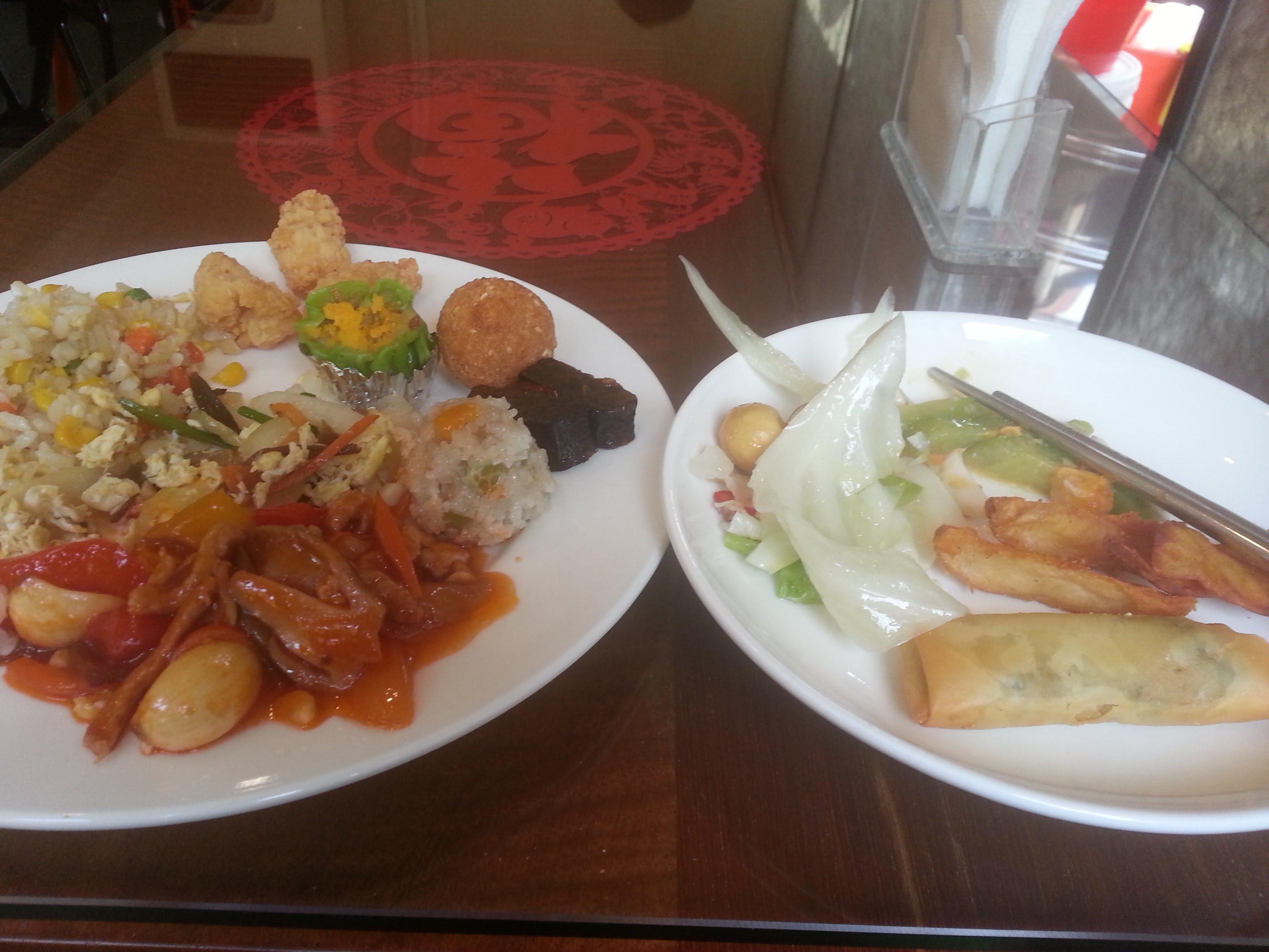 台北ホテル朝食