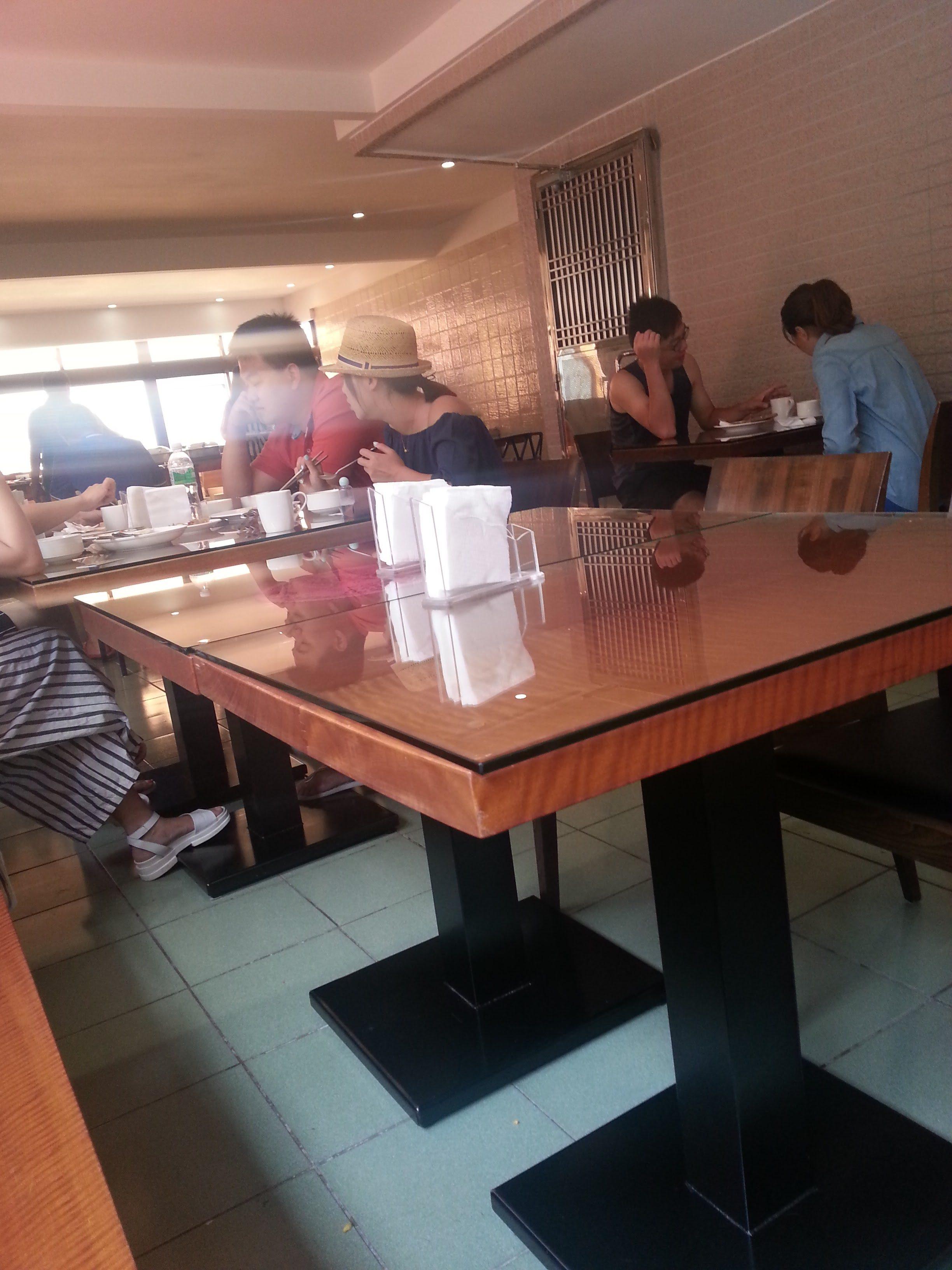 台北ホテル食堂