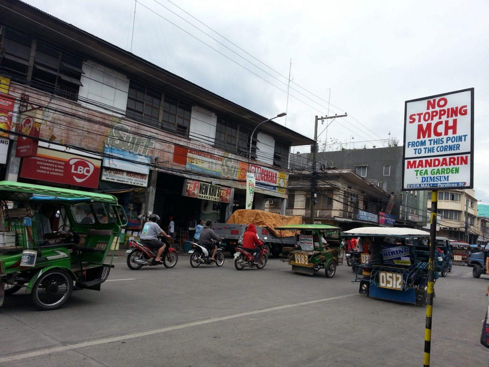Dumaguete downtown