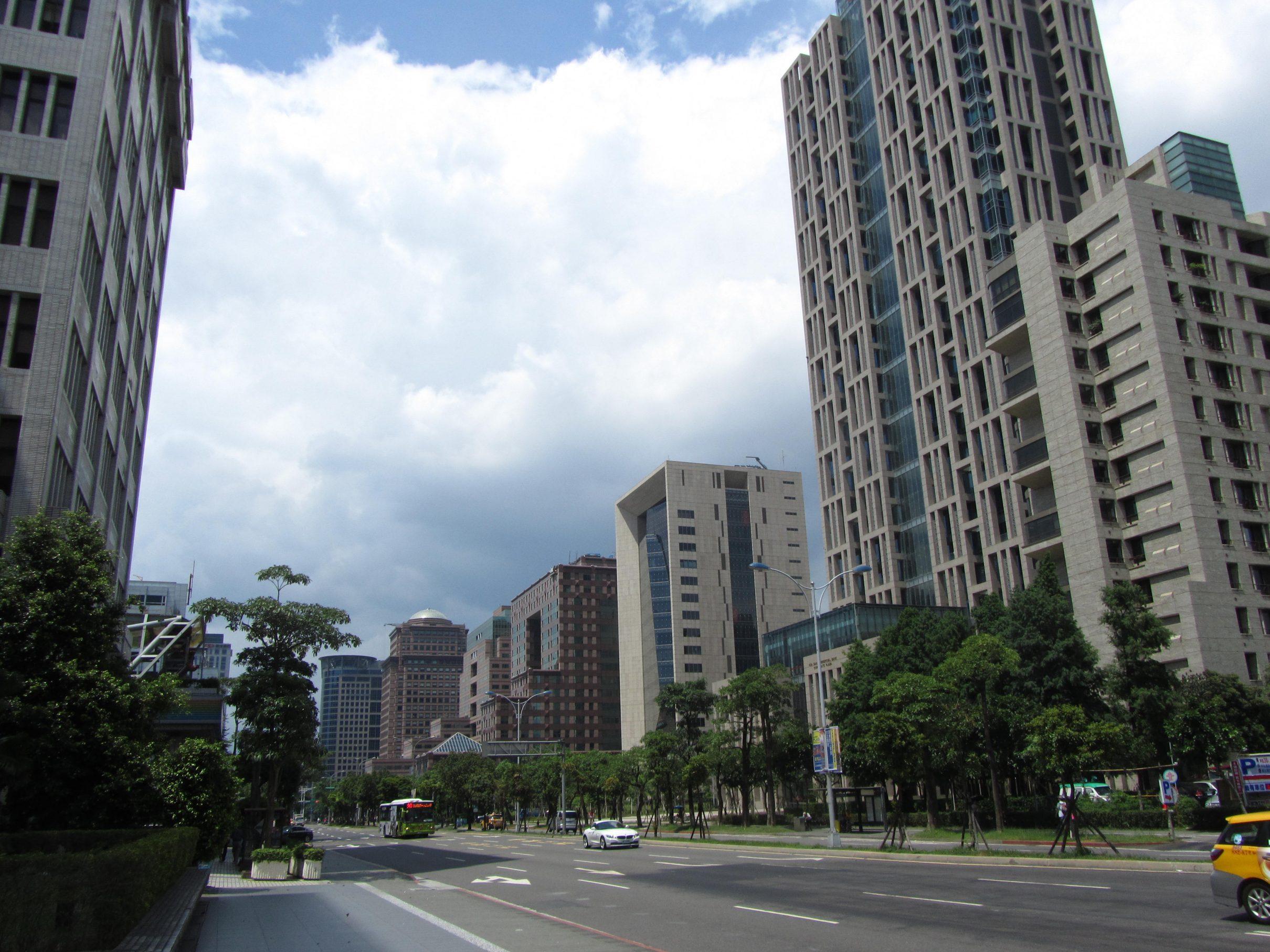 台北行政中心