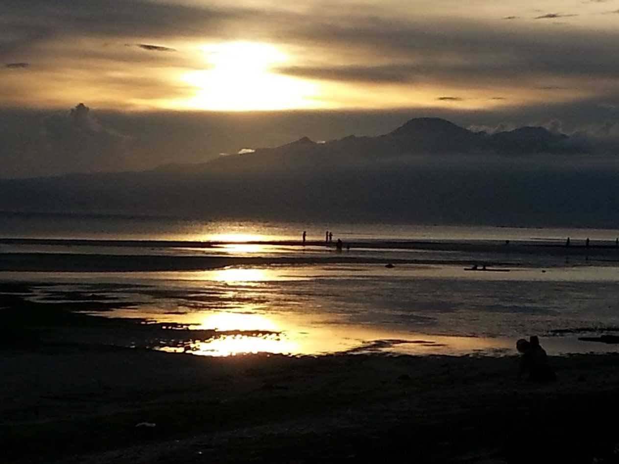 sunset at siquijor