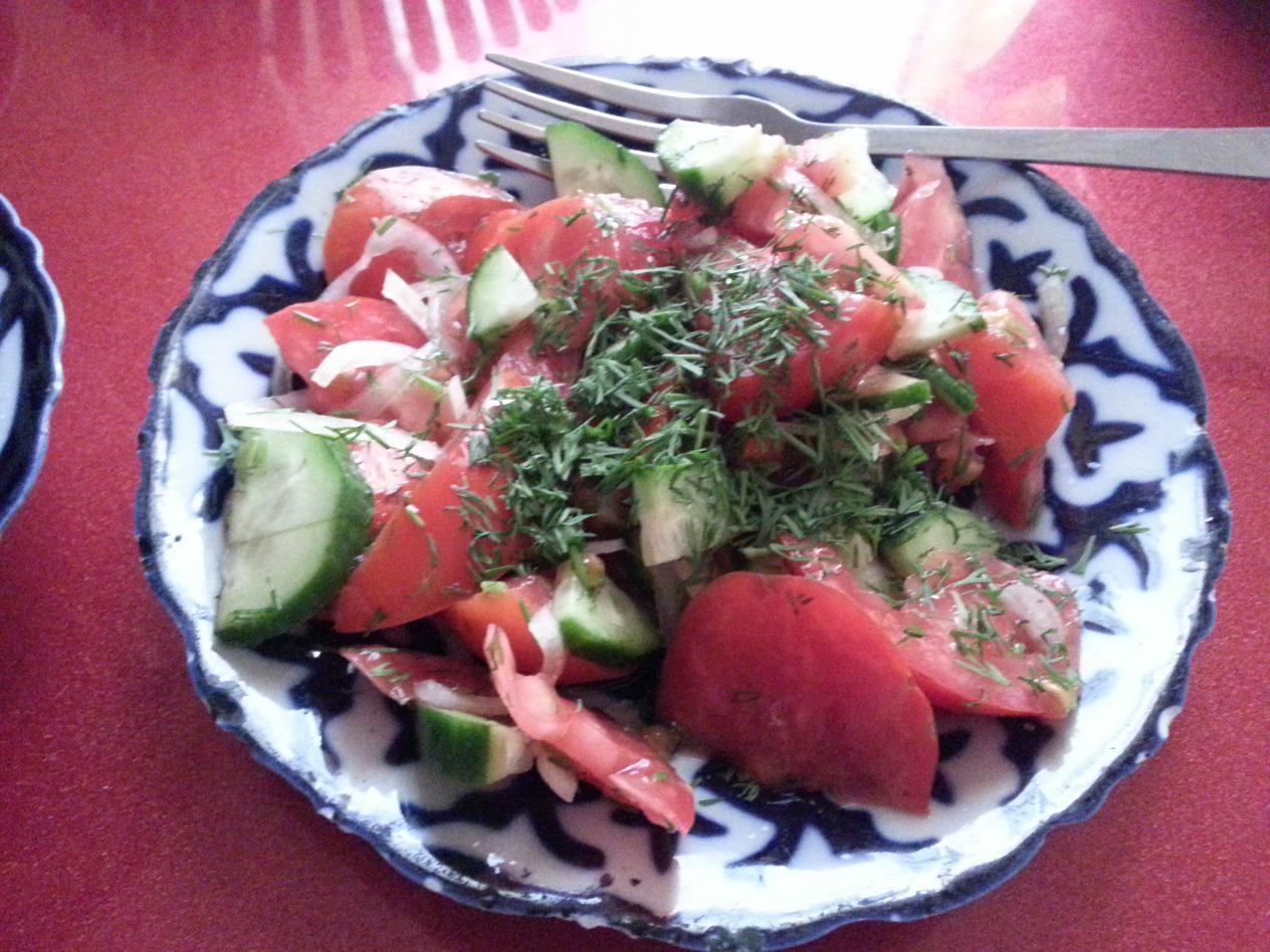 uzbek salad