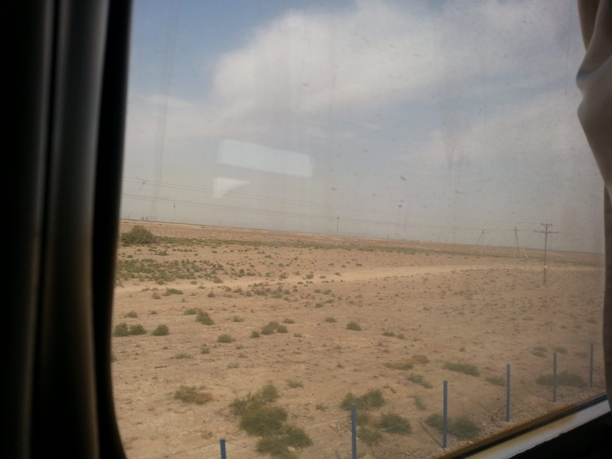train to bukhara