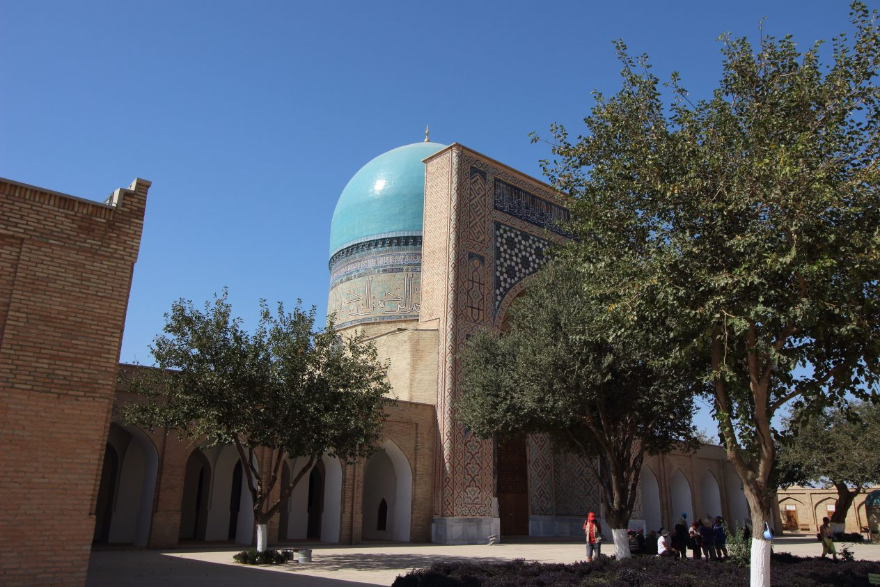 madrasa in shakhrisabz
